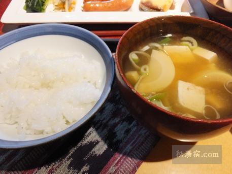 沓掛温泉 満山荘 朝食14