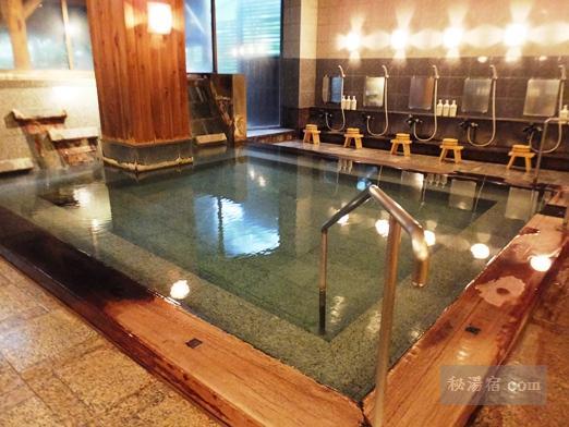 草津ホテル 風呂17