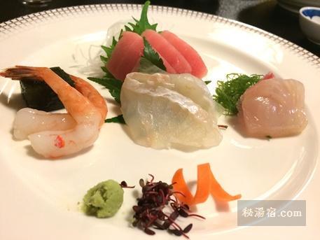 草津ホテル 夕食18