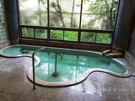 草津ホテル 風呂7
