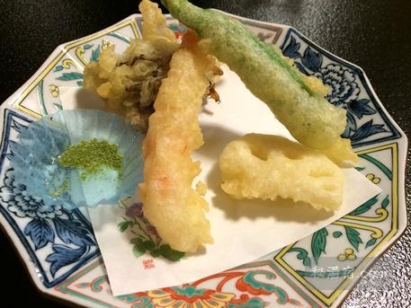 草津ホテル 夕食22