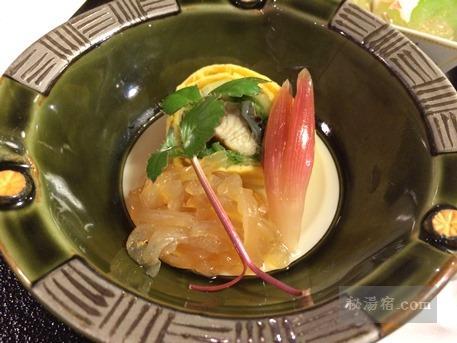 草津ホテル 夕食6
