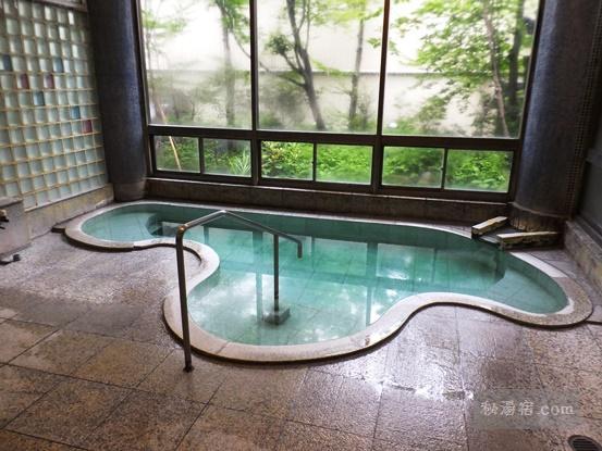 草津ホテル 風呂40