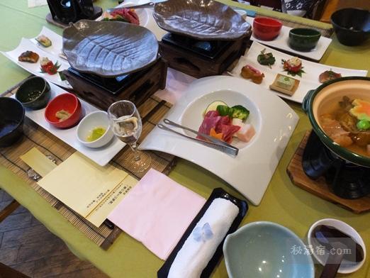 蔵王国際ホテル 夕食2