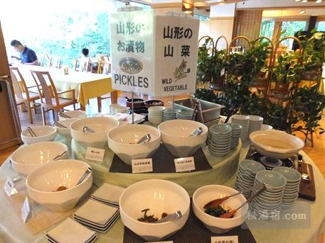 蔵王国際ホテル 朝食11