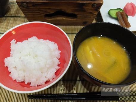 蔵王国際ホテル 夕食11