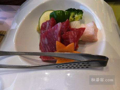 蔵王国際ホテル 夕食3