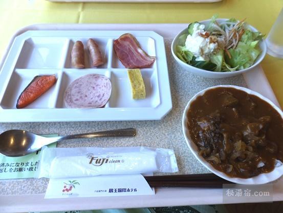 蔵王国際ホテル 朝食24