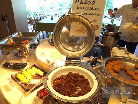 蔵王国際ホテル 朝食18