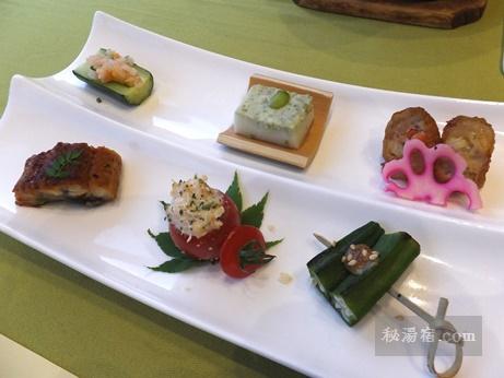 蔵王国際ホテル 夕食21