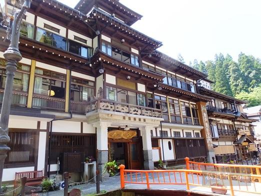 銀山温泉 能登屋旅館 宿泊レポ その1 お部屋編 ★★★★