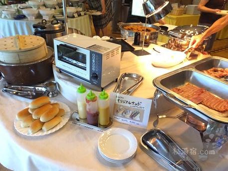 蔵王国際ホテル 朝食13