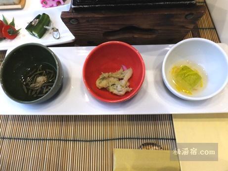 蔵王国際ホテル 夕食17