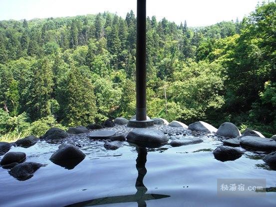 銀山温泉 滝見舘8