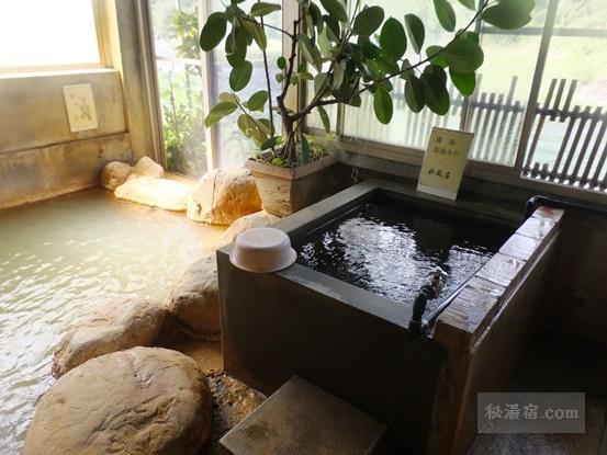 安楽温泉 鶴の湯 日帰り入浴 ★★★+