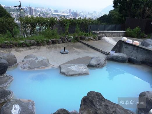 別府 観海寺温泉 いちのいで会館 日帰り入浴 & 食事 ★★★