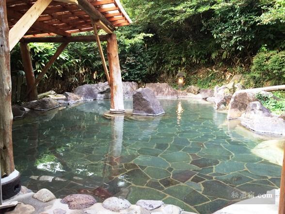 はげの湯温泉 まつや 宿泊 その3 お風呂編