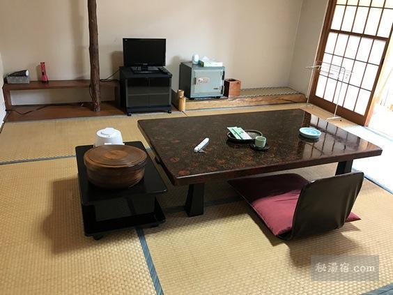 中ノ沢温泉 磐梯西村屋 宿泊 その1 お部屋編 ★★★+