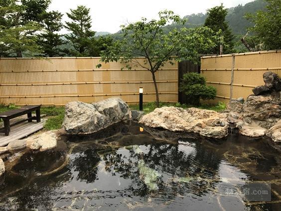 湯西川温泉 平の高房 宿泊 その3 お風呂編