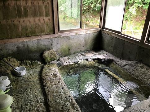 湯西川温泉 共同浴場 薬師の湯 ★★★+