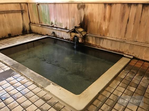 銀山温泉 おもかげ湯 貸切の共同浴場 ★★★