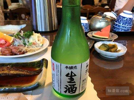 唐沢鉱泉 日本酒
