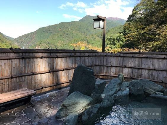 祖谷渓温泉 ホテル秘境の湯 日帰り入浴 ★★★+