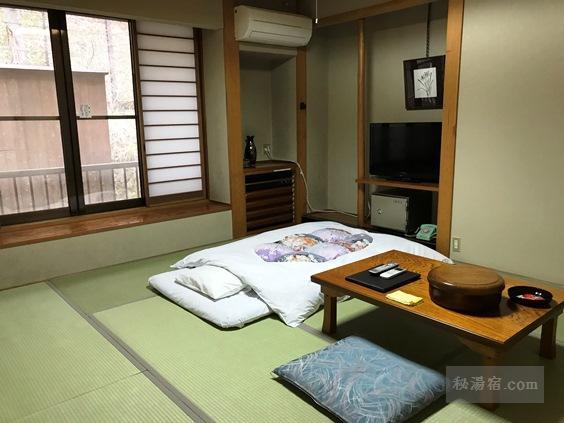 沢渡温泉 まるほん旅館 宿泊 その1 お部屋編 ★★★