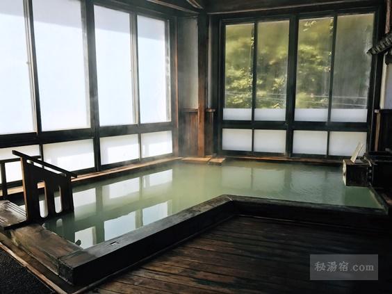 奥塩原 新湯温泉 やまの宿 下藤屋 宿泊 & 日帰り入浴その3 お風呂編