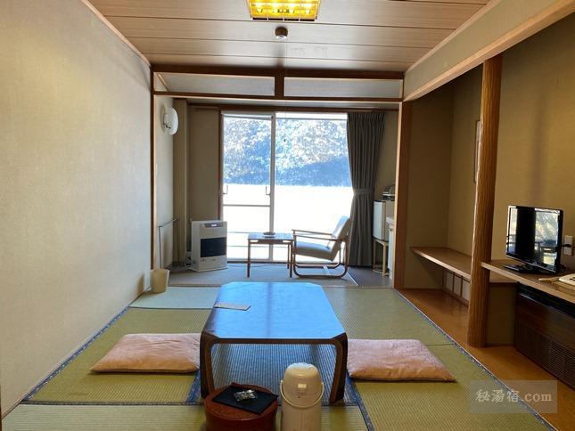 然別湖畔温泉 ホテル風水 宿泊 その1 お部屋編 ★★★