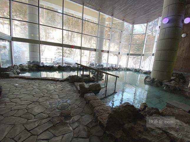 トムラウシ温泉 国民宿舎 東大雪荘 宿泊 その3 お風呂編