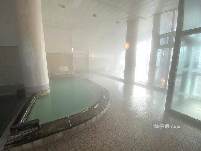 【北海道】川湯温泉 川湯観光ホテル 宿泊 その3 お風呂編