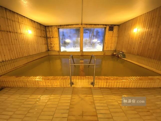 ウトロ温泉 世界遺産の宿 しれとこ村 日帰り入浴 ★★★+
