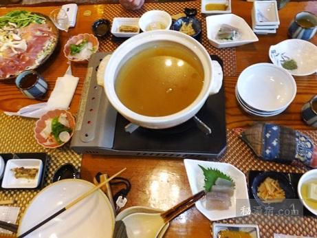 高峰温泉2-夕食6