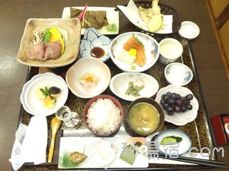 須川高原温泉 自炊部宿泊 × 旅館部食事