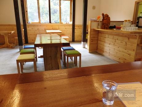 奥山旅館 カフェ湯の花6