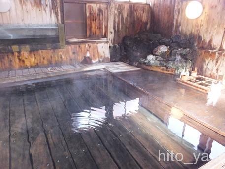 【青森】蔦温泉 蔦温泉旅館 日帰り入浴&宿泊その3 お風呂編