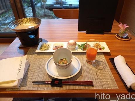 【栃木】奥日光 森のホテル 宿泊 その2 お食事編