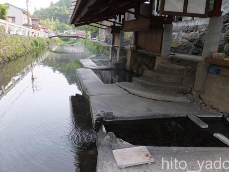 満願寺温泉 川湯(共同浴場)4