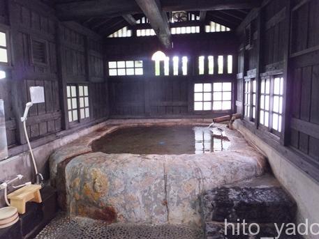 【熊本】産山温泉 奥阿蘇の宿 やまなみ 宿泊 その3 お風呂編