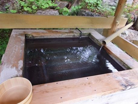谷旅館の温泉11