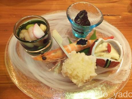 谷旅館の夕食7
