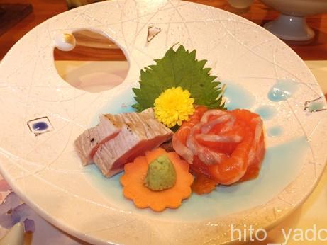 谷旅館の夕食12