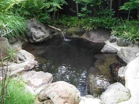 筋湯温泉 喜安屋11
