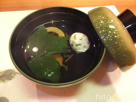 谷旅館の夕食29