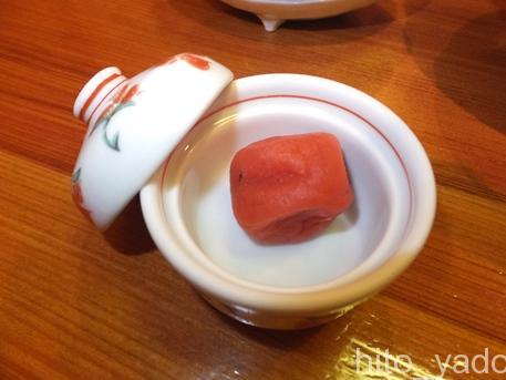 谷旅館の朝食7