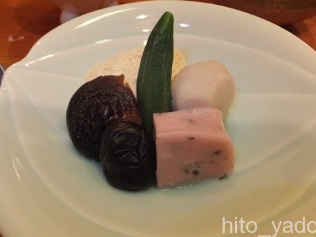 谷旅館の朝食8
