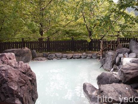 松川温泉 峡雲荘 宿泊 その3 お風呂編