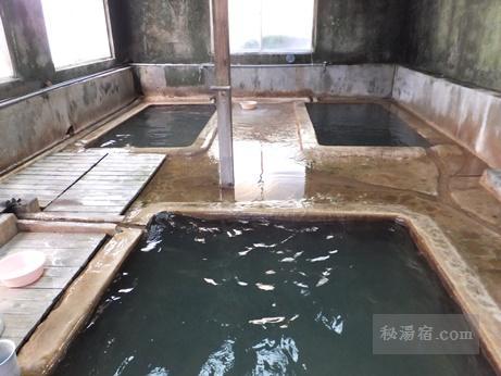 【北海道】濁川温泉 新栄館 日帰り入浴 ★★★★+