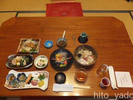 【北海道】銀婚湯 宿泊レポ その2 お食事編